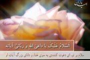 زیارت آل یاسین - متن و ترجمه - صوتی - تصویری