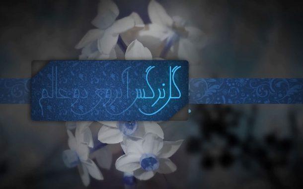 کلیپ تصویری گل نرگس آبروی دو عالم