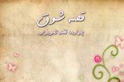 قصه شوق: جانشین ختم رسل...