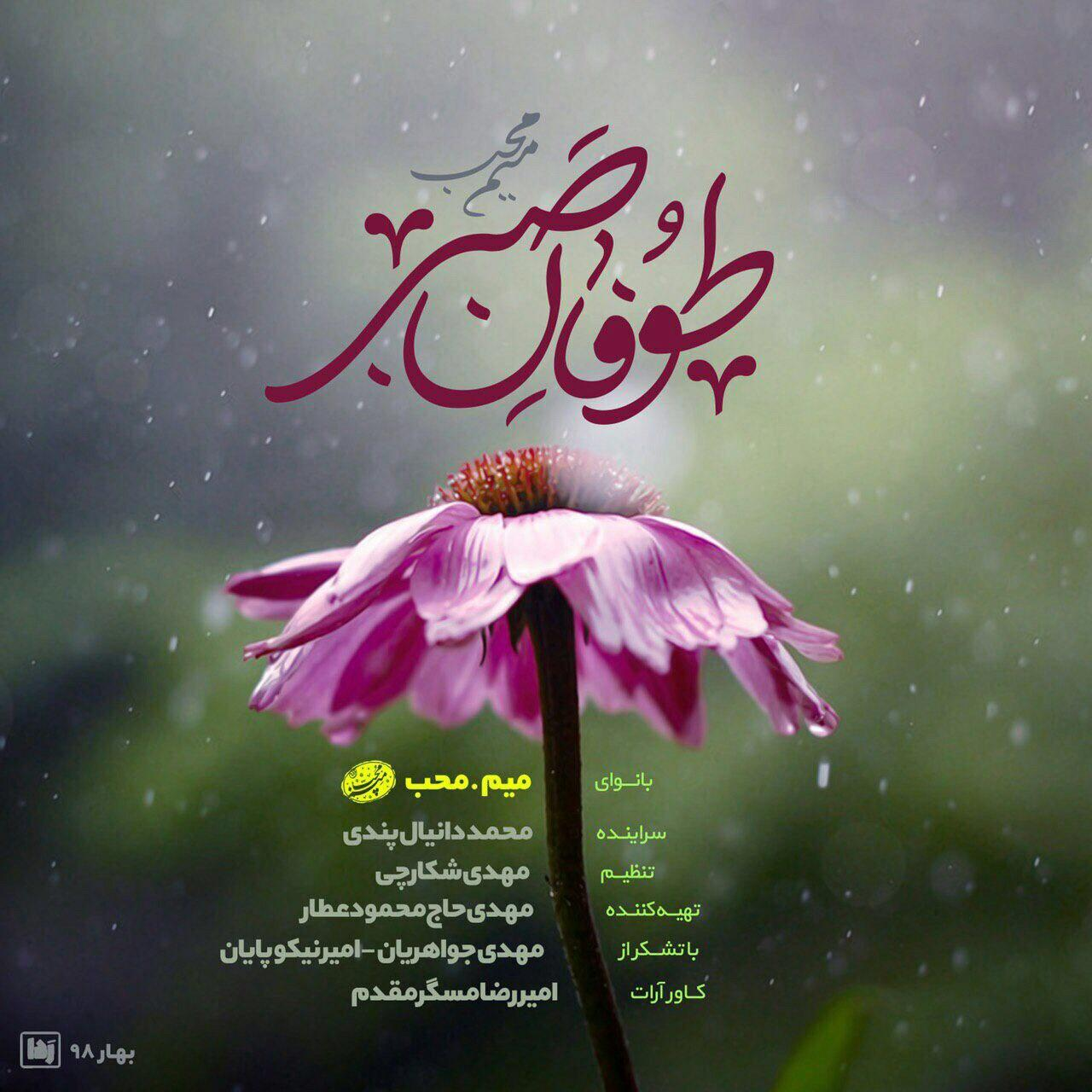قطعهی صوتی «طوفان صبر» به مناسبت ولادت امام حسن علیه السلام
